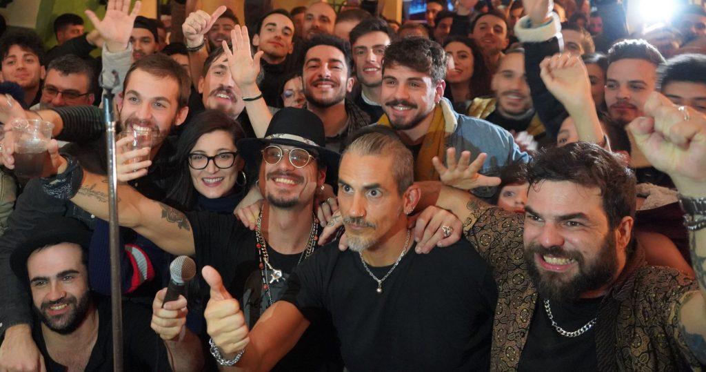 Pablo Daniel Osvaldo e i Barrio Viejo