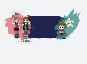 Boutique di Alcie e Clairence con Paunz