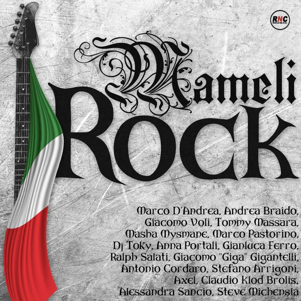 Mameli Rock: La lotta al Covid in chiave rock
