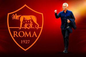 Mourinho va alla Roma